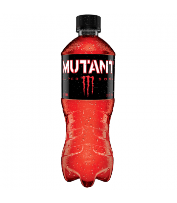 Monster Mutant Super Soda - Red Dawn - 20fl.oz (591ml) Bottle Energy & Sports Drinks Monster
