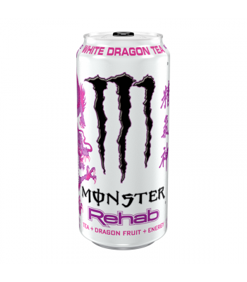 Monster Energy Rehab White Dragon 15.5fl.oz (458ml)