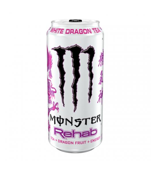 Monster Energy Rehab White Dragon 15.5fl.oz (458ml)