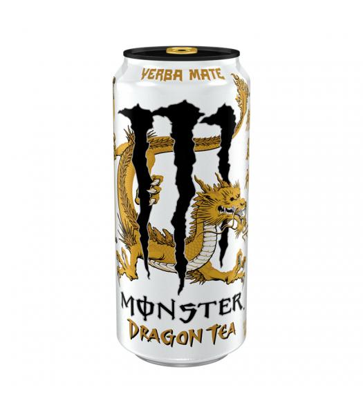 Monster Dragon Yerba Mate Tea - 15.5fl.oz (458ml) Soda and Drinks Monster