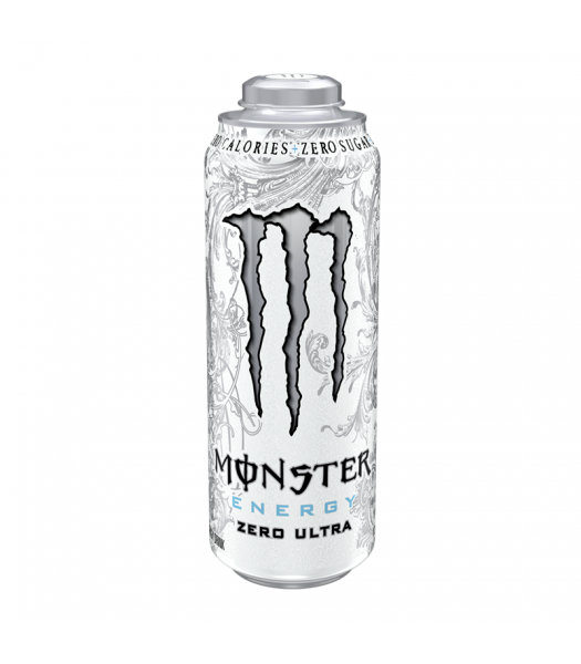Monster Mega Ultra Zero Big Cans 24oz  (710ml) Soda and Drinks Monster
