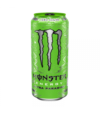 Clearance Special - Monster Ultra Zero Paradise - 16fl.oz (473ml) **Slight Damage** Clearance Zone