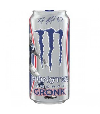 Monster Energy Gronk - 16oz (473ml) Energy & Sports Drinks Monster