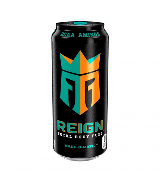 Reign Total Body Fuel Mang-O-Matic - 16oz (473ml) Energy & Sports Drinks Reign Total Body Fuel