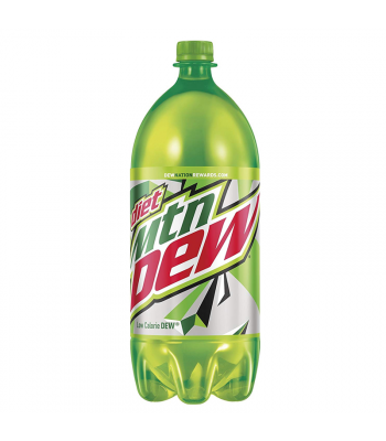 Mountain Dew Diet - 2 Litre Soda and Drinks Mountain Dew