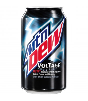 Mountain Dew Voltage 355ml can