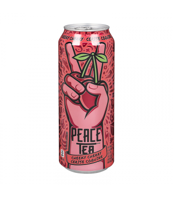 Peace Tea Cheeky Cherry (695ml) Soda and Drinks Coca Cola