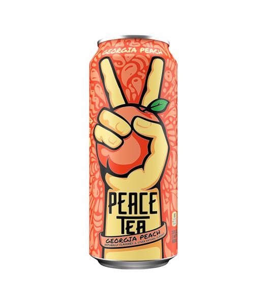 Peace Tea Peach Party (695ml) Soda and Drinks