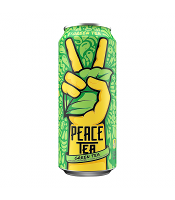 Peace Tea Green Tea 23fl.oz (680ml) Soda and Drinks