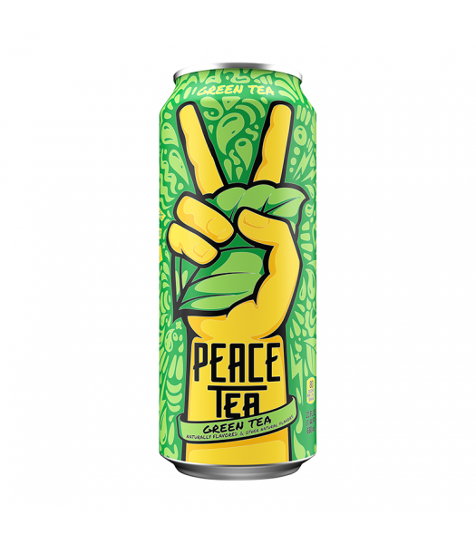 Peace Tea Green Tea (695ml) Soda and Drinks Coca Cola