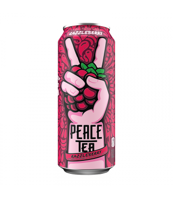Peace Tea Razzleberry 23fl.oz (680ml) Soda and Drinks