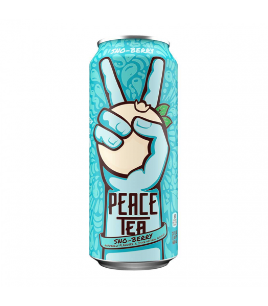 Peace Tea Sno-Berry (695ml) Soda and Drinks Coca Cola