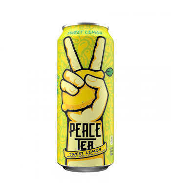 Clearance Special - Peace Tea Sweet Lemon 23fl.oz (680ml) **Best Before: September 19/Slight Damage** Clearance Zone