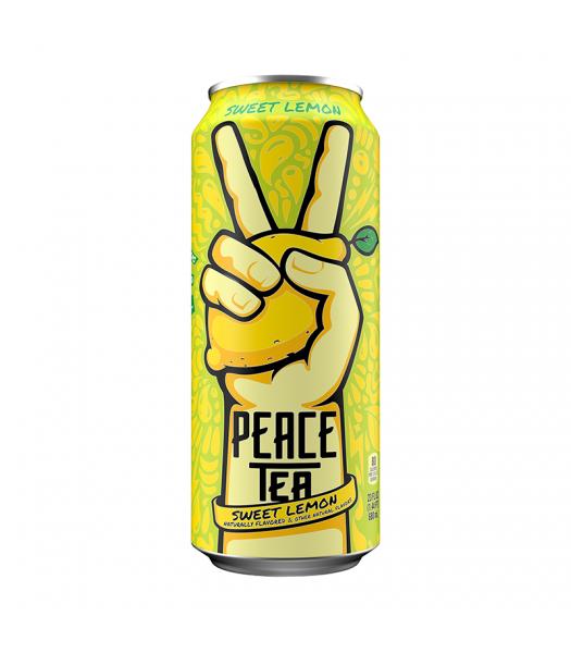 Peace Tea Sweet Lemon (695ml) Soda and Drinks Coca Cola