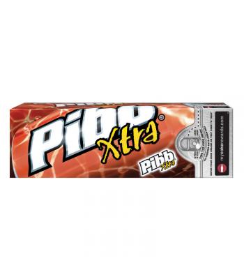 Pibb Xtra 12 pack 355ml cans  Regular Soda Pibb Xtra