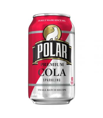 Polar Small Batch Recipe Premium Sparkling Cola - 12fl.oz (355ml) Soda and Drinks