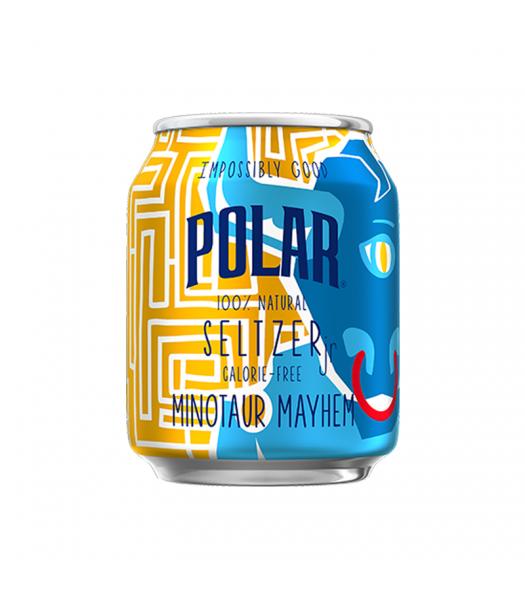 Polar Seltzer Jr - Minotaur Mayhem - 8fl.oz (240ml) Diet Soda Polar