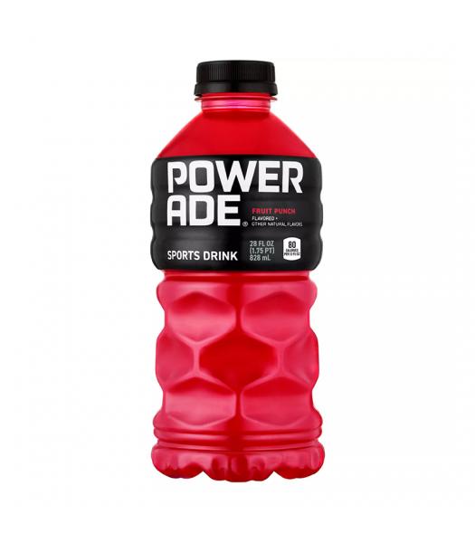 Powerade Fruit Punch - 28oz (828ml)
