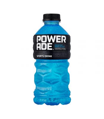 Powerade Mountain Berry Blast - 28oz (828ml) Soda and Drinks