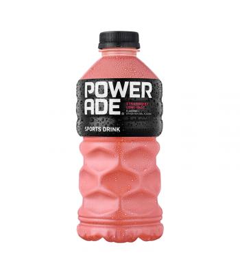 Powerade Strawberry Lemonade - 28oz (828ml) Soda and Drinks