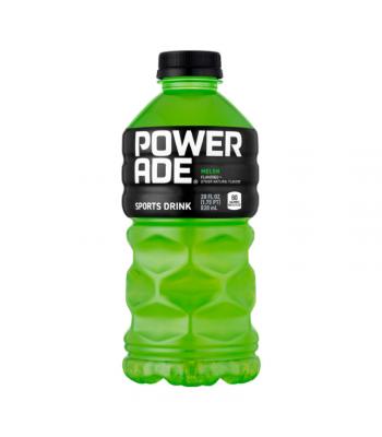 Powerade (U.S) Melon - 28oz (828ml) Soda and Drinks