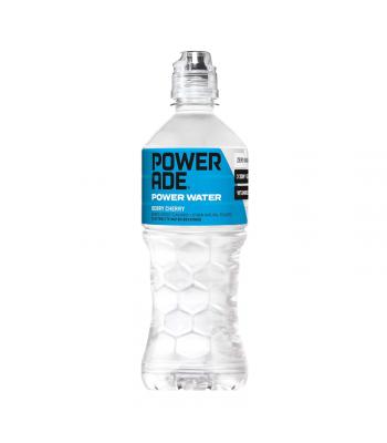 Powerade (US) Power Water Berry Cherry - 20oz (591ml)
