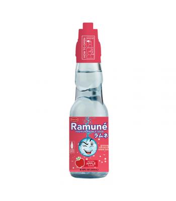 Ramuné Premium Marble Soda - Apple - 8.45fl.oz (250ml)