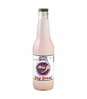 Rocket Fizz - Always Ask For Avery's Dog Drool Soda - 12fl.oz (355ml) Soda and Drinks Rocket Fizz
