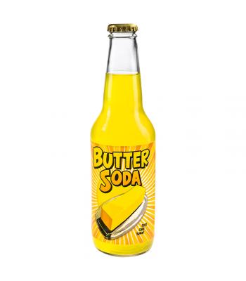 Rocket Fizz - Butter Soda - 12fl.oz (355ml) Soda and Drinks Rocket Fizz
