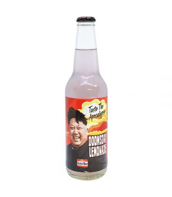 Rocket Fizz - Kim Jong Un's Doomsday Lemonade - 12fl.oz (355ml) Soda and Drinks Rocket Fizz
