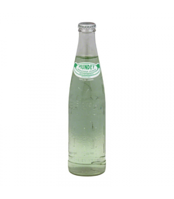 Sidral Mundet Green Apple Soda - 12fl.oz Soda and Drinks