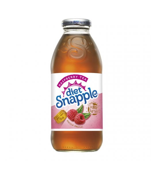 what preservatives are in snapple diet tea