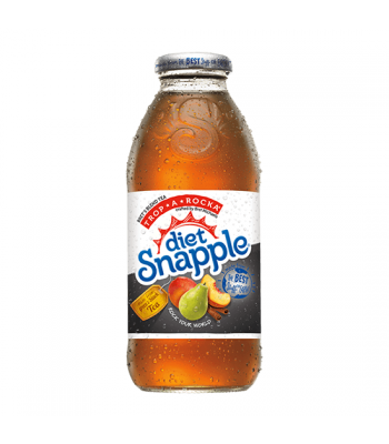 Snapple Diet Trop-A-Rocka Tea 16oz (473ml) Fruit Juice & Drinks Snapple