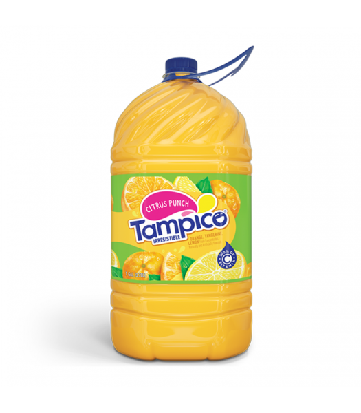 Tampico Citrus Punch - 1 Gallon (3.78ltr) Soda and Drinks