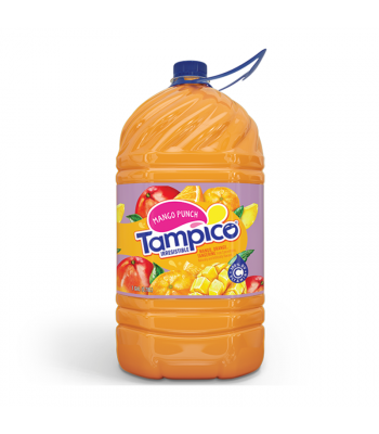 Clearance Special - Tampico Mango Punch - 1 Gallon (3.78ltr) **Best Before: 02 December 20** Clearance Zone