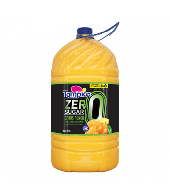 Clearance Special - Tampico Zero Citrus Punch - 1 Gallon (3.78ltr) **Best Before: 19 November 20** Clearance Zone