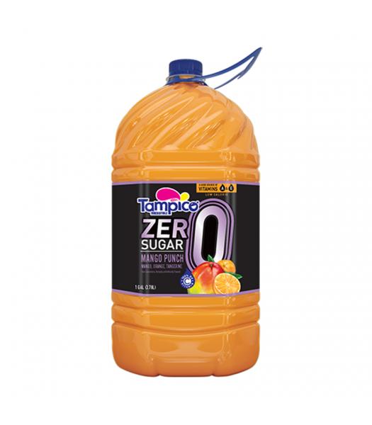Tampico Zero Mango Punch - 1 Gallon (3.78ltr) Soda and Drinks