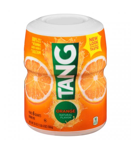 Tang Orange Drink Mix 20oz (566g) Drink Mixes