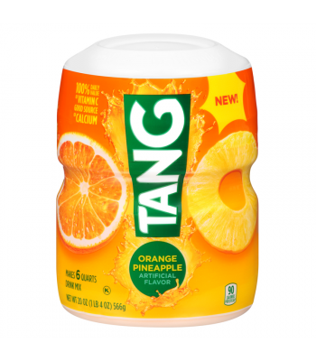 Tang Orange Pineapple Drink Mix 20oz (566g) Drink Mixes