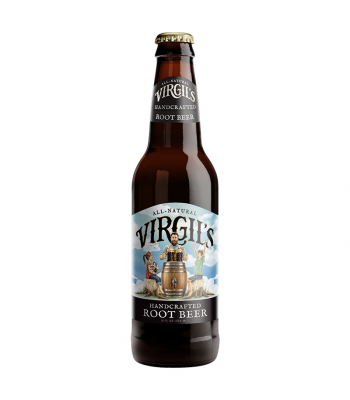 Virgil's Handcrafted Root Beer - 12fl.oz (355ml) Soda and Drinks Virgil's