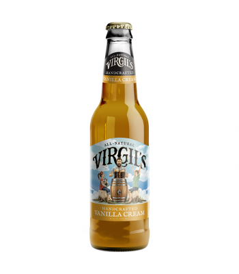 Virgil's Handcrafted Vanilla Cream Soda - 12fl.oz (355ml) Soda and Drinks Virgil's