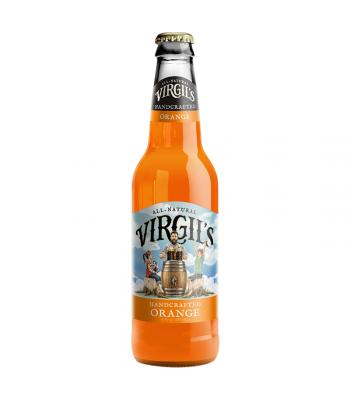 Virgil's All-Natural Handcrafted Orange Soda - 12fl.oz (355ml) Soda and Drinks Virgil's