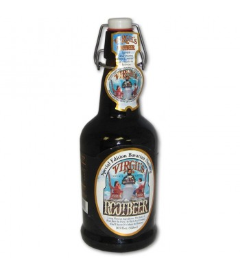 Virgils Special Edition Bavarian Nutmeg Gourmet Root Beer PINT 16.9oz (500ml)
