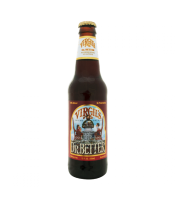 Virgils Dr Better Soda 12oz (355ml) Regular Soda Virgil's