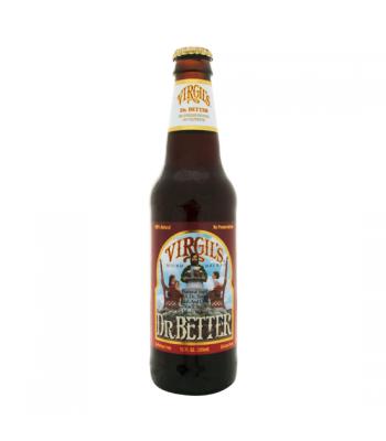 Virgils Dr Better Soda 12oz (355ml) Regular Soda Virgil's