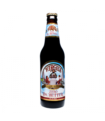 Virgils Zero Dr. Better Soda 12oz (355ml) Diet Soda Virgil's