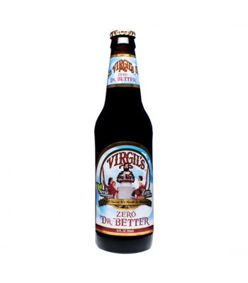 Virgils Zero Dr. Better Soda 12oz (355ml) Diet Soda Virgil's