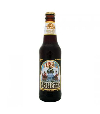 Virgils Root Beer 12oz (355ml) Regular Soda Virgil's
