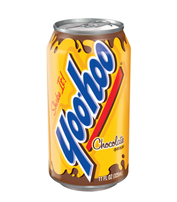 Clearance Special - Yoo-hoo Chocolate Drink Can - 11oz (325ml) **Best Before: 1 July17** Clearance Zone