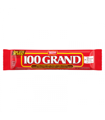 Nestle 100 Grand Chocolate Bar 1.5oz (45g) Chocolate, Bars & Treats Nestle